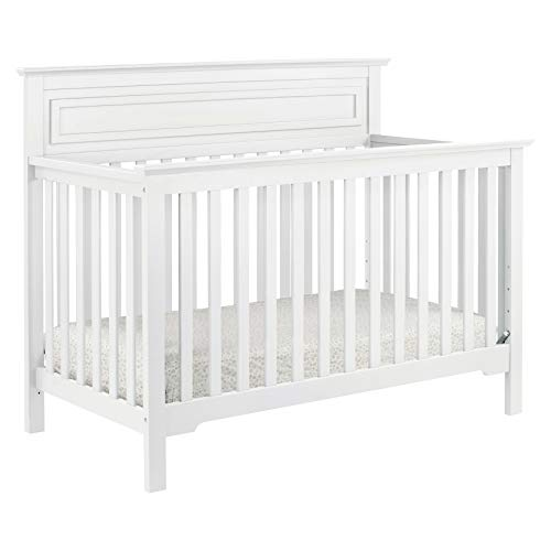 (DaVinci Autumn 4-in-1 Convertible Crib, White)