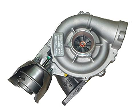 753420 - 5006S 1.6L HDI, 206, 207, 307, 308 Turbocompresor Turbo 80 kW 109hp nueva, gt15 V, 1.6 HDI 109 ps-80kw Turbo turbocompresor: Amazon.es: Coche y ...