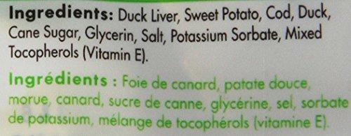 Image of Pet Botanics Healthy Omega Dog Treats, Duck, 5-Ounce