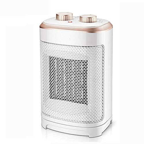 Cheap HIZLJJ Ceramic Space Heater Electric Portable Tower Heater Control Oscillating Safe Heater for Indoor Use Bathroom Mini Office Shaking His Head Off Electrical Fireplaces (Color : Style A) Black Friday & Cyber Monday 2019