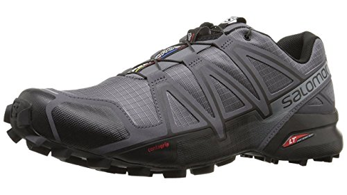 Salomon Men's Speedcross 4 Trail Runner, Dark Cloud, 7.5 M US by Salomon (Image #17)