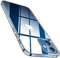TORRAS 全透明 iPhone用 ケース 薄型 軽量 超耐衝撃 10倍黄変防止 ソフトtpu 画面レンズ保護 アイホン用カバー クリスタル クリア