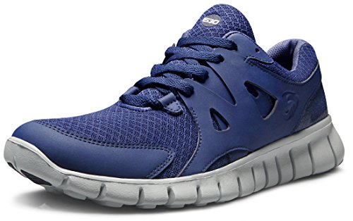 TF-E630-NVG_Men 10.5 D(M) Tesla Men's Lightweight Sports Running Shoe E630 (Recommend 1 Size Up)