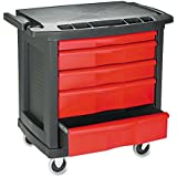 Rubbermaid Drawer Mobile Work Center