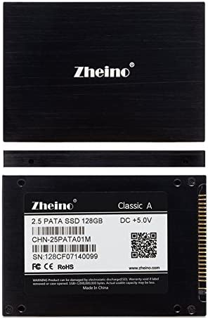 Zheino 2.5 Pulgadas Ide 128gb SSD Pata IDE 44Pins Pata IDE 44 ...