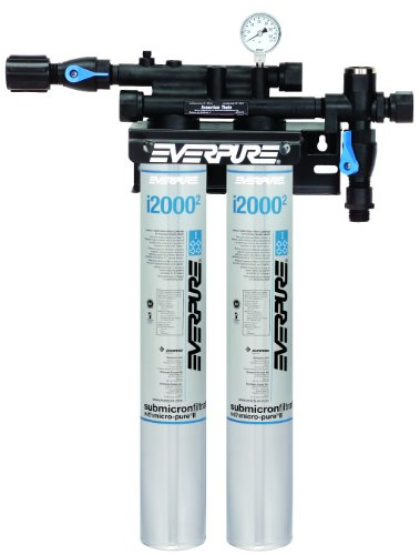 Everpure EV9324-02 Insurice Twin i2000 2 System by Everpure