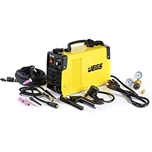 JEGS Performance Products 81542 TIG 200 Welder Single Phase 220V AC by JEGS Performance Products