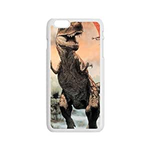 Create Designed Jurassic world Dinosaur Black and White Case Cover for iPhone 6 Case 4.7 inch Screen iPhone(3)