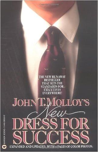 John T Molloys New Dress For Success Molloy 9780446385527 Amazon Books