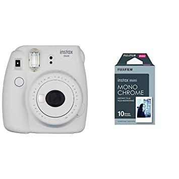 Fujifilm Instax Mini 9 Instant Camera, Ice Blue Fujifilm Canada Instax Mini 9 - Ice Blue