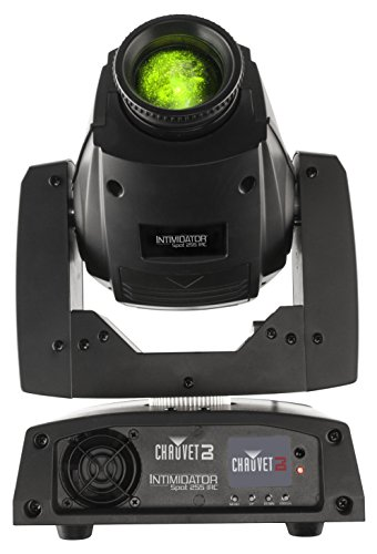 CHAUVET DJ Intimidator Spot 255 IRC 60W LED Projection Lighting Moving Head by CHAUVET DJ