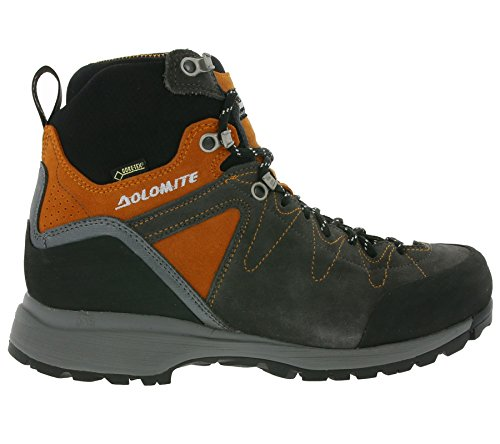 DOLOMITE Antracite VIBRAM TEX GORE TREKKING GTX STEINBOCK FOR BOOTS HIKE rzywC6rxqP