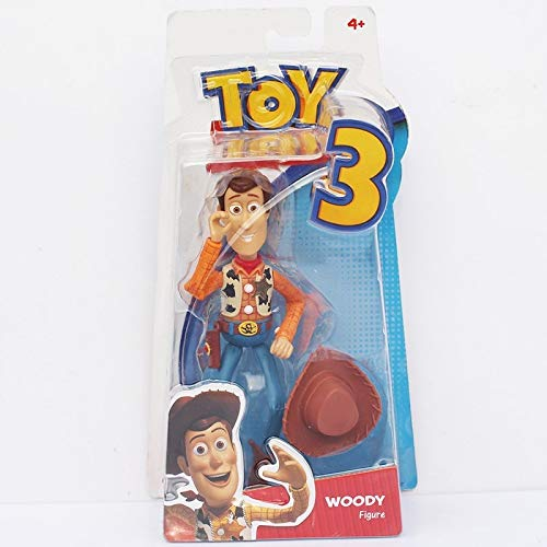 (Aquaman Store Other Western Figure - Anime Toy Story 3 Buzz Lightyear Woody PVC Action Figure Collectible Model Toy Kids Gifts 14cm 1 PCs)