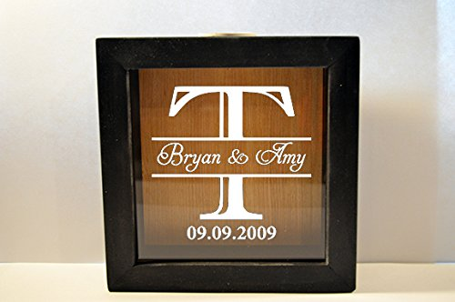 unity sand picture frame - 4