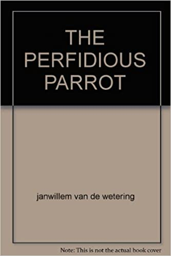 The Perfidious Parrot Audiobook Janwillem Van De Wetering