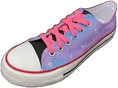 Galaxy Canvas Shoes