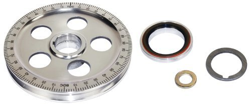 (Empi 00-8688-0 VW Type 1, 2 & 3 Sand Seal Pulley Kit, Standard Diameter,)