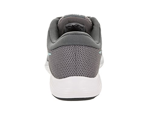 Revolution NIKE 4 Gunsmoke Women's Women 5 7 Running Grey Ocean Shoe US Dark Bliss qqawfxrE