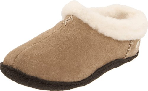 Sorel Women's Nakiska Slipper,British Tan,9 M NL1474