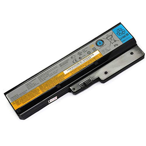- JIAZIJIA Compatible Laptop Battery with Lenovo 42T4725 48WH G430 G450 G530 G550 G555 G450 Z360 E47 G430 G455 G460 G470 Z470 B460 B470 Series Notebook L08S6Y02 42T4726