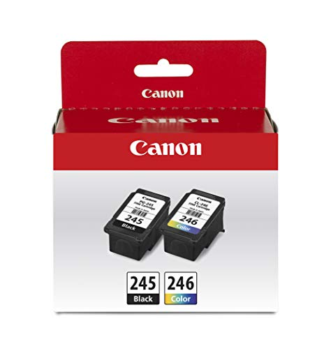 Canon PG-245 / CL-246 Amazon Pack (Canon Ink Cl246)