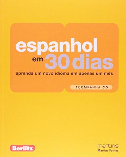 Espanhol em 30 Dias