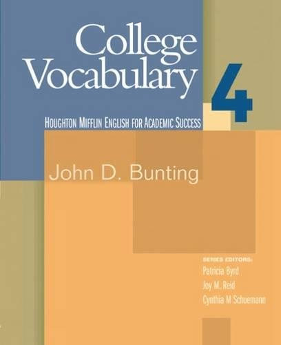 The 9 best college vocabulary 4 for 2020