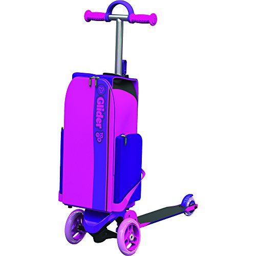 Yvolution Glider Go Backpack Scooter product image
