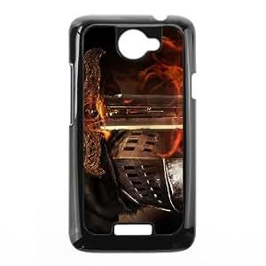 Dark Souls HTC One X Cell Phone Case Black O4504523