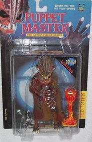 Puppet Master The Totem Special Edition Limited Action Figure with Cape Puppet Master Six Shooter