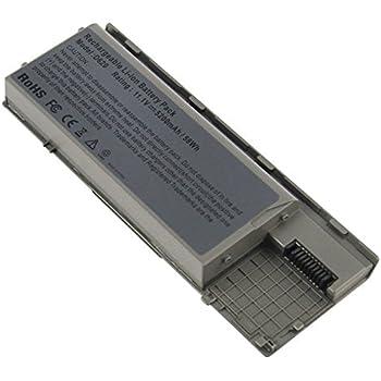Amazon.com: Battpit Laptop Battery for Dell Latitude D620 ...