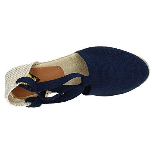 49cd91c2 TORRES Valenciana VALENCIANAS Rojas Mujer Alpargatas Zapatos