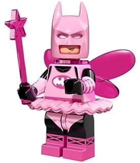 GENUINE LEGO MINI-FIGURE MINIFIG Batman Collectable Pink Power Batgirl coltlbm10