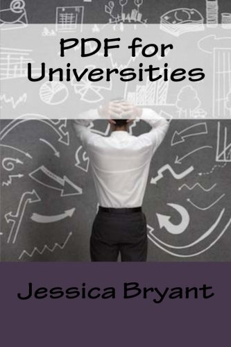Download PDF for Universities ebook