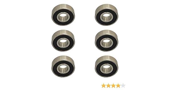 Rikon C10-108 Guide Bearings for 10-300 10-305 6 Pack 10-308