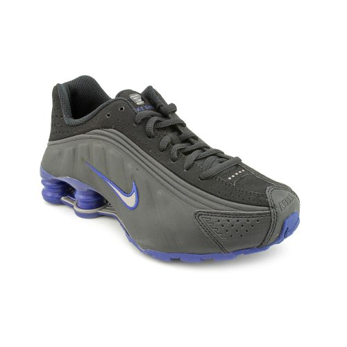 quality design 47de3 f986b NIKE Shox R4 (GS) Boys Running Shoes 335990-004 - Buy Online in Lebanon.    Shoes products in Lebanon - See Prices, Reviews and Free Delivery.