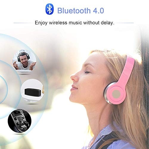 16GB Clip MP3 Player with Bluetooth 4.0, AGPTEK A50S Lossless Sound Music Player with Armband for Sports, Supports FM Radio Voice Recording & 128GB Expanding, Black by AGPTEK (Image #1)