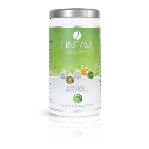 Lineavi Weight Loss Shakes - the Natural Meal Replacement Shakes for Your Diet Plan with Shaker, 17.6 Ounce - Gluten-Free and Lactose-Free | 1 Pack by Lineavi (Image #2)