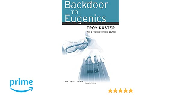 1d5e7672c57 Backdoor to Eugenics  9780415946742  Medicine   Health Science Books ...