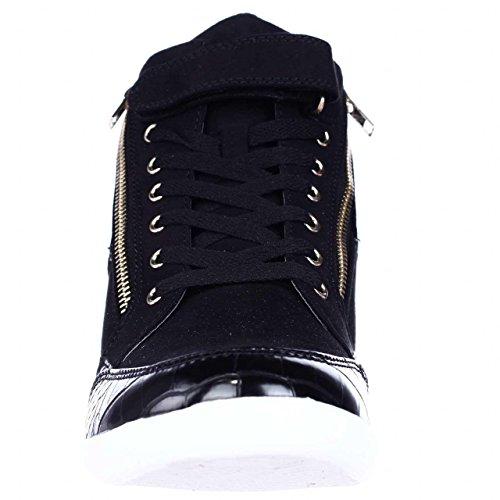 Sneakers Moda Thalia Ts35 Azar - Nero, 6,5 Us