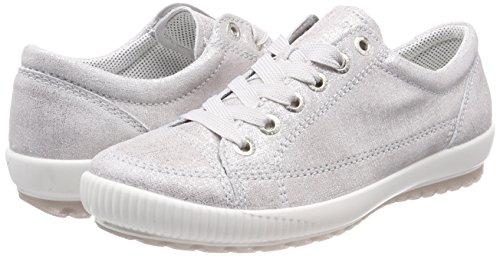 Plata Zapatillas Para Tanaro Mujer Legero cristal IRHzw0q