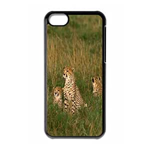 XiFu*Meiiphone 4/4s Cases African Animals, iphone 4/4s Cases Fashionable - [Black] OkaycosamaXiFu*Mei