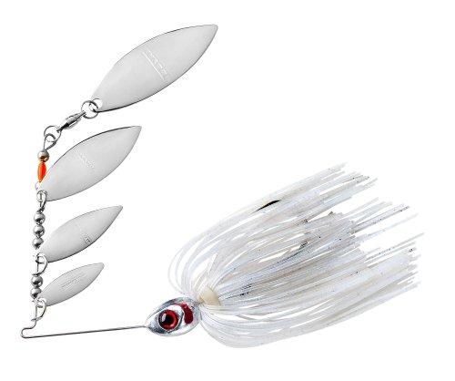 Booyah Fishing Baits - BOOYAH Super Shad - Pearl Shiner