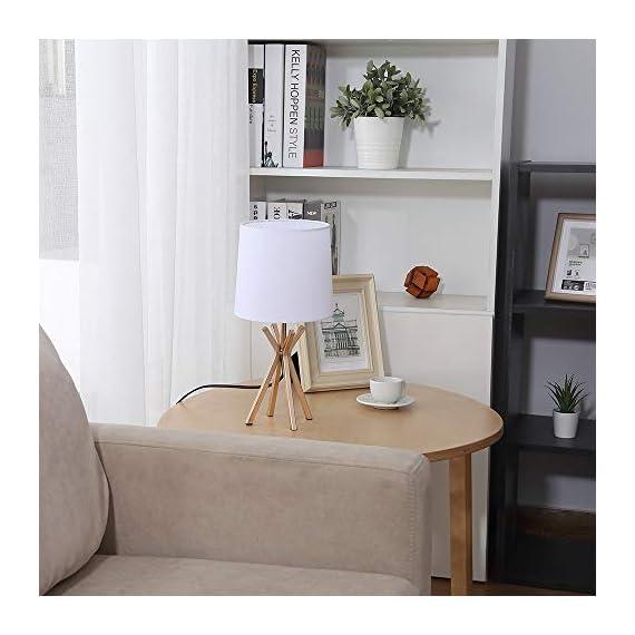 CASILVON Table Lamp YTL009G-2N (Rose) -  - lamps, bedroom-decor, bedroom - 41Nnr2fntXL. SS570  -
