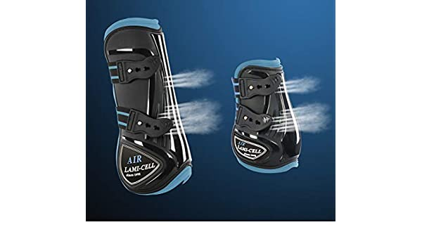 ERS Lami-Cell PRO Gel Fetlock Boot Black Full