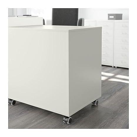 Amazon.com: IKEA ALEX cajón sobre ruedas, color ...