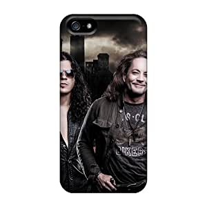 Excellent Cell-phone Hard Cover For Apple Iphone 5/5s With Custom Stylish Stryper Band Pictures CassidyMunro