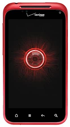 HTC DROID Incredible 2, Red 16GB (Verizon Wireless)