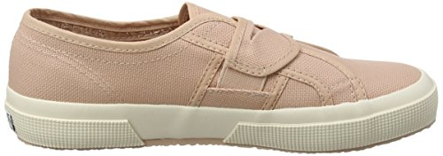 Rose Geralidina 926 on Slip Superga rose Baskets Femme 2687 Cotw Mahogany 1qwvEva0