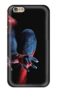 Anti-scratch And Shatterproof Amazing Spider Man 4 Phone Case For Iphone 6/ High Quality Tpu Case